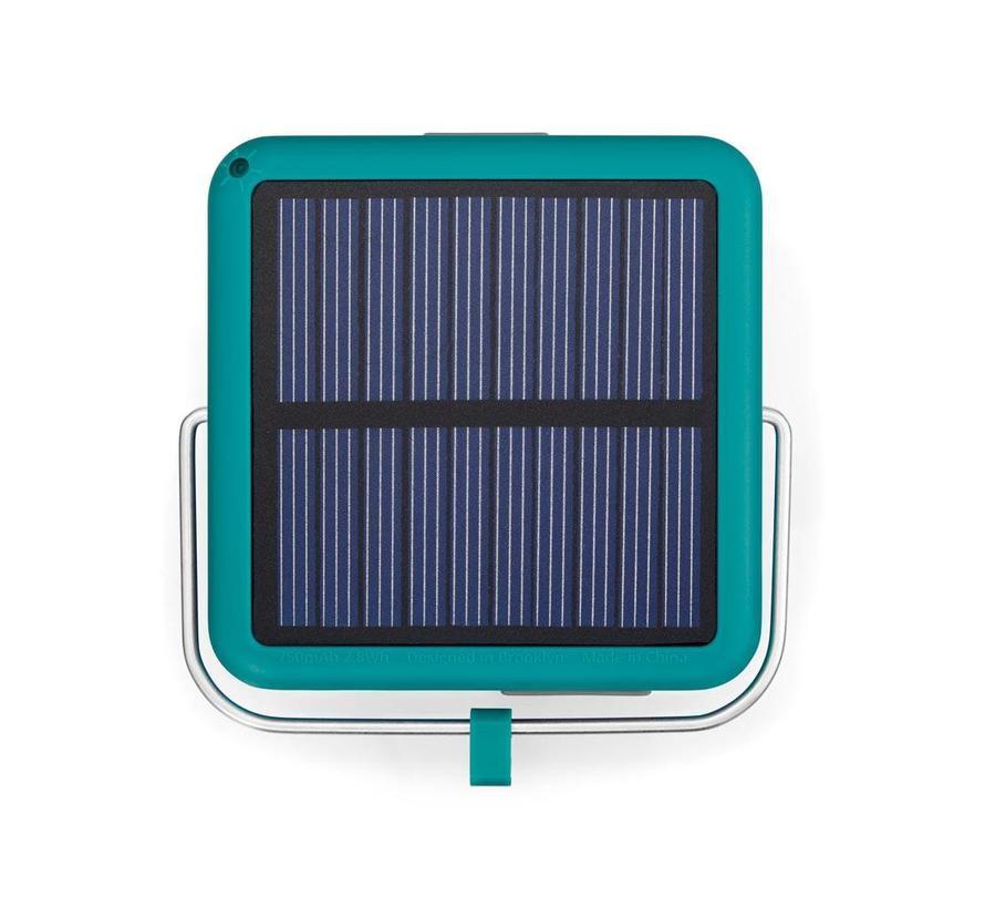 BioLite Sunlight Teal Lamp (met geïntegreerd zonnepaneeltje)