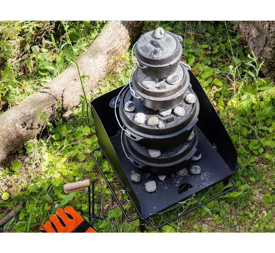 Petromax FE45 Dutch Oven Tafel