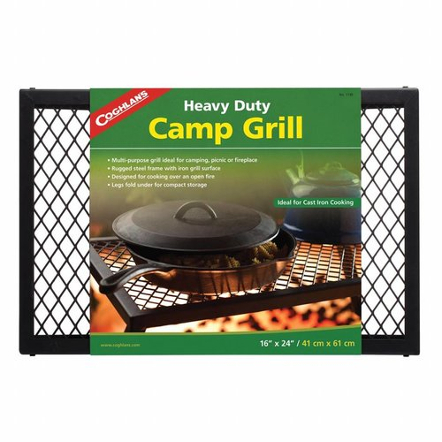 Coghlan's Coghlan's Camp Grill Heavy Duty (kampvuurgrill groot)