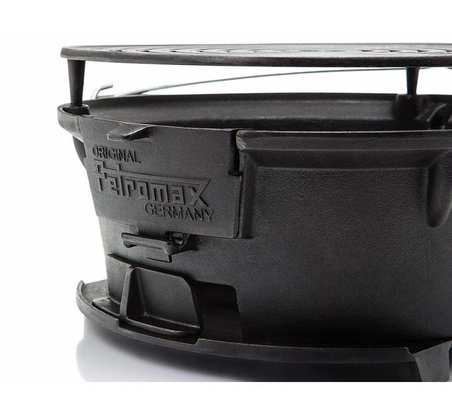 Petromax Barbecue Grill Kooktoestel TG3 (gietijzer)