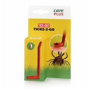 CarePlus Care Plus Tekentang Tick-Out Ticks-2-Go