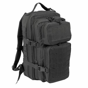 Highlander Outdoor Pro-Force Recon rugzak (28 liter - zwart)