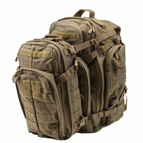 5.11 Tactical 5.11 Tactical RUSH Tier System (zwart)
