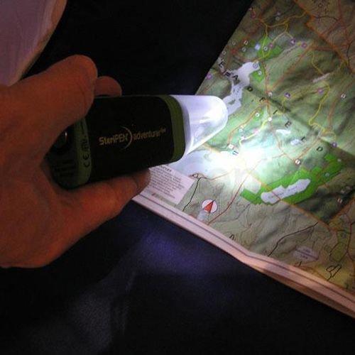 Steripen SteriPEN Adventurer Opti UV-waterzuivering (waterfilter - optische sensor)