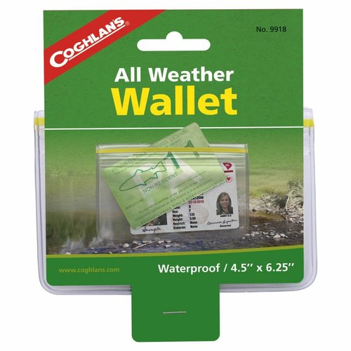 Coghlan's Coghlan's All Weather Wallet (waterdichte portemonnee - 9918)