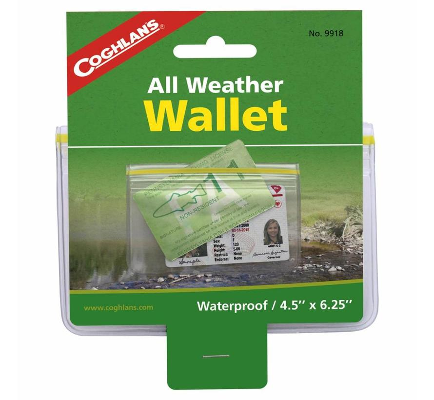 Coghlan's All Weatherproof Wallet (waterdichte portemonnee)