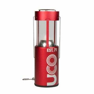 UCO UCO Original Candle Lantern (kaarslantaarn, geanodiseerd - Rood)