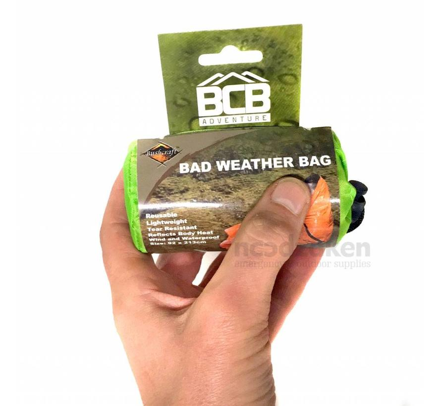 BCB Bad Weather Bivy Bag (1-persoons nood-bivakzak)