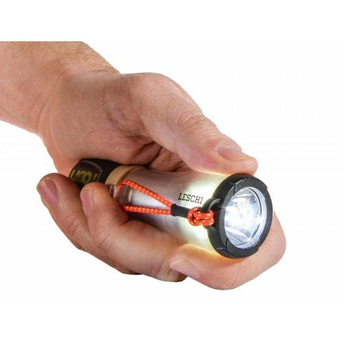 UCO UCO Leschi led-zaklamp + lantaarn 2-in-1