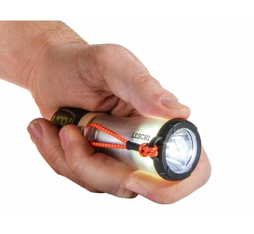 UCO Leschi led-zaklamp + lantaarn 2-in-1 (110 lumen)
