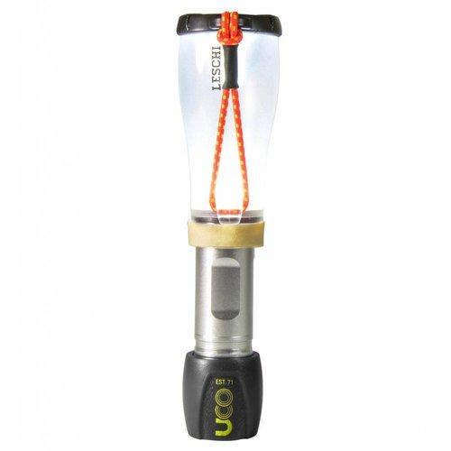 UCO UCO Leschi led-zaklamp + lantaarn 2-in-1 (110 lumen)