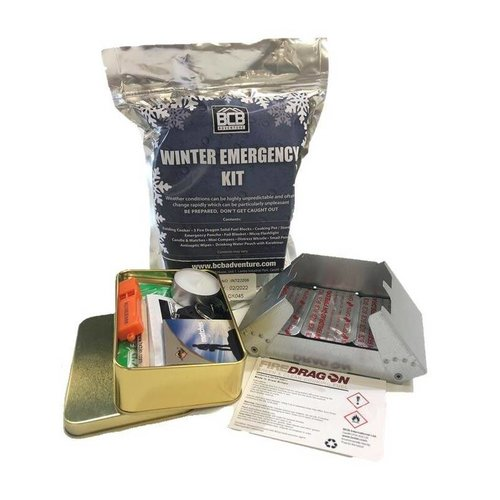 BCB Bushcraft BCB Winter Emergency Kit