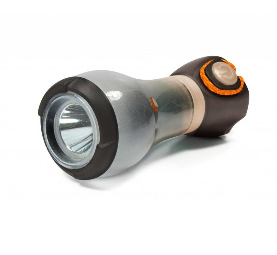 UCO Alki led-zaklamp + lantaarn 2-in-1 (150 lumen)