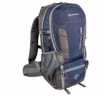 Highlander Outdoor Highlander Hiker 40 liter rugzak (donkerblauw)
