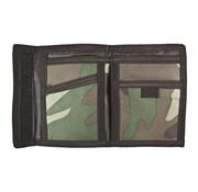 BCB Bushcraft Travel Wallet - Portemonnee met Klittenband (camouflage-patroon)