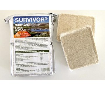 MSI Emergency Food Survivor Survival Noodrantsoen 125 gram - 575 calorieën