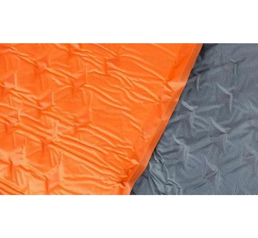 BCB Inflatable Sleeping Mat met opberghoes (slaapmat zelfopblazend)