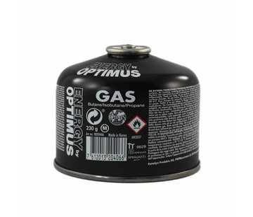 Optimus Optimus 230 gram gascartridge