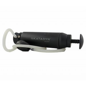 Katadyn Katadyn Pocket Waterfilter Tactical Line (zwart)