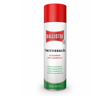 Ballistol Ballistol Universeel-olie (spuitbus onderhoudsolie 400 ml)