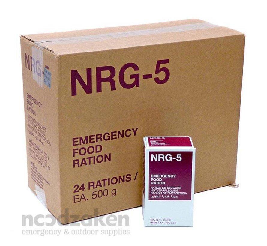 NRG-5 Noodrantsoen (pakje 500 gram)
