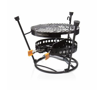 Petromax Petromax Campmaid Pro-FT Buitenkookset (BBQ-Grill-Dutch Oven kookplaats)