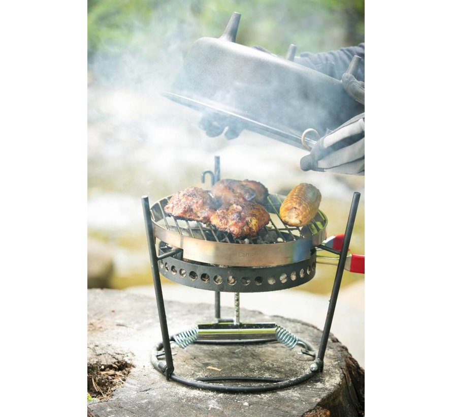 Petromax Charcoal Tray Pro-FT (by CampMaid)