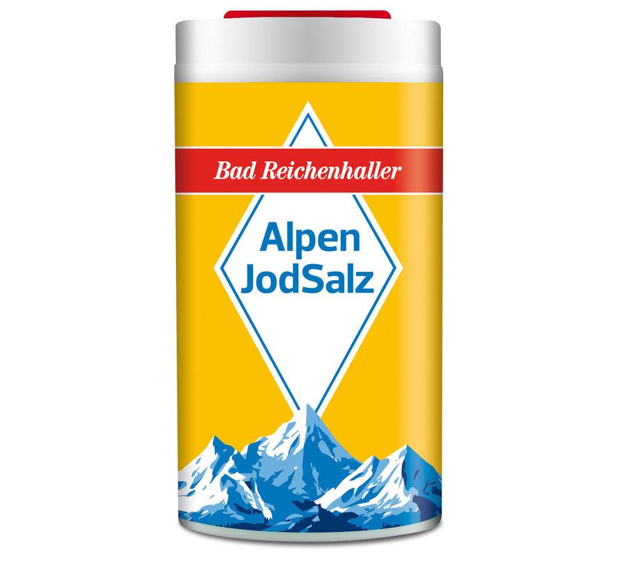 Bad Reichenhaller Mini Zoutstrooier Alpen JodSalz (10 gram)