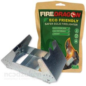 BCB Bushcraft Firedragon Voordeelbundel (brander + brandstofblokjes)