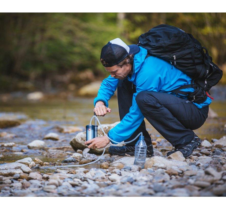 Katadyn Hiker Pro Waterfilter (lichtgewicht pompwaterfilter)