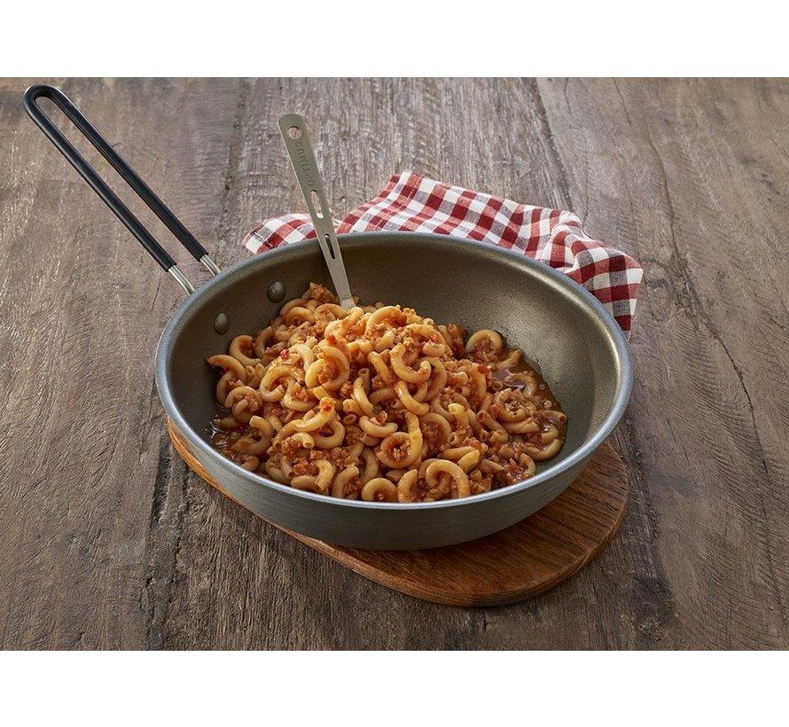 Trek'n Eat Pasta met Bolognese-saus (vegetarisch)