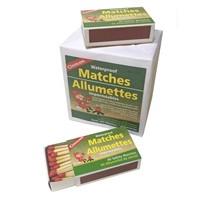 Coghlan's Waterproof Matches (watervaste lucifers) 10 doosjes