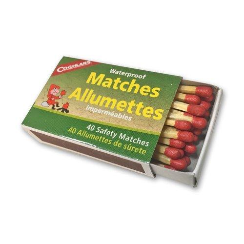 Coghlan's Coghlan's Waterproof Matches (watervaste lucifers) 10 doosjes