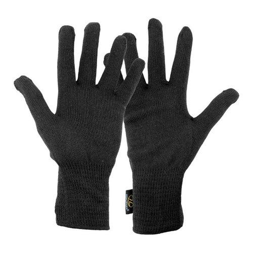 Highlander Outdoor Highlander Thermal Liner Gloves (handschoenen - zwart)