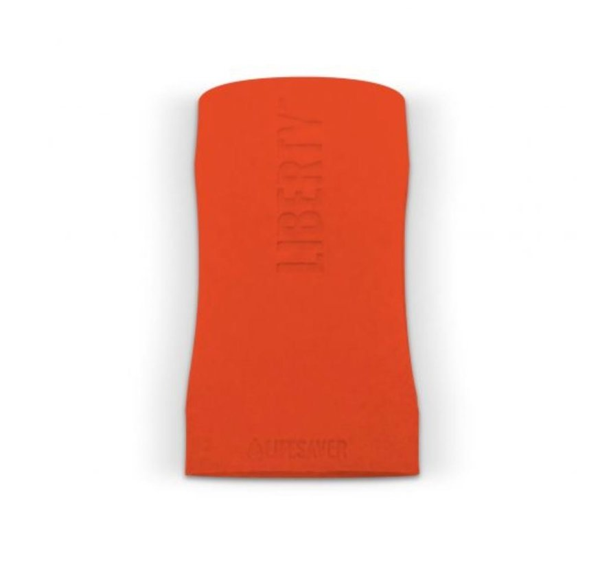 Lifesaver Liberty Protective Silicone Sleeve beschermhoes (oranje)