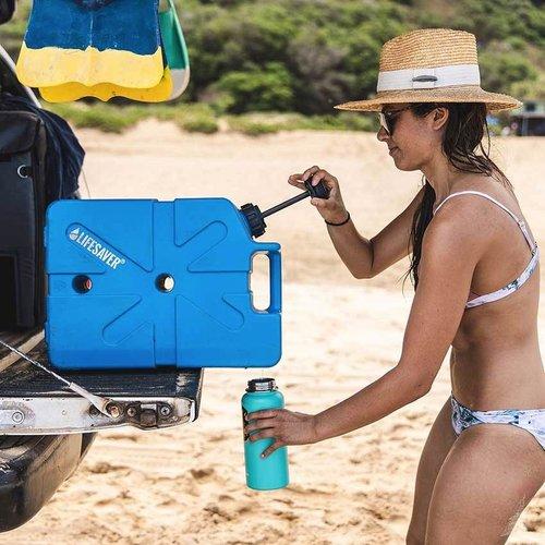 Lifesaver Lifesaver Jerrycan vervangende filtercartridge 10000UF