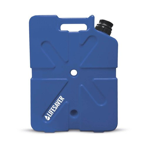 Lifesaver Lifesaver Jerrycan Calamiteiten Pack 20.000L (met o.a. Jerrycan 20000UF en 20 Carbon Filters)