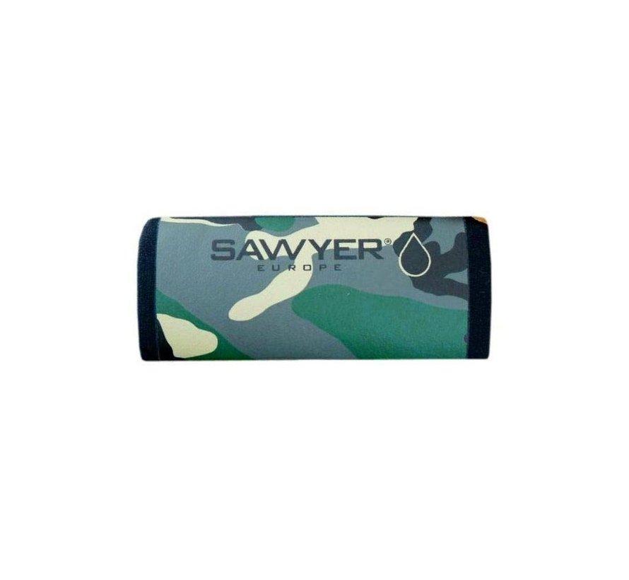 Sawyer Thermal Sleeve Camo (isolatiehoesje voor Mini en Squeeze filters)