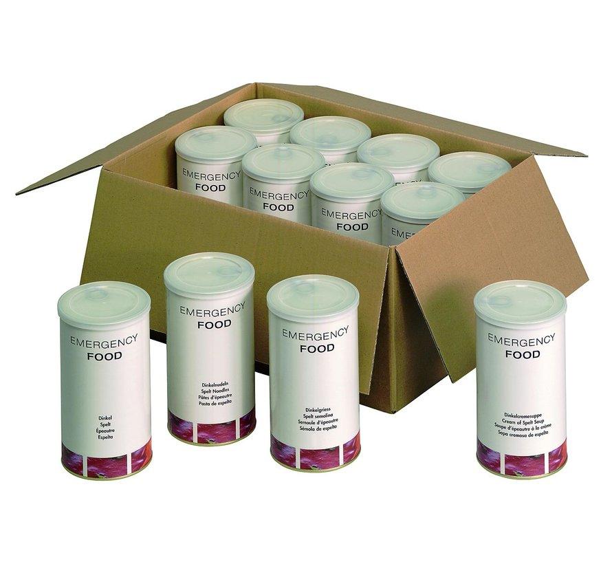 Katadyn Speltpakket (12 x 1,2 liter blikken)