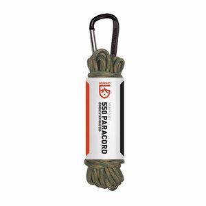 Gear Aid Gear Aid 550 Paracord (ø 4 mm x 9 meter - zandgroen)