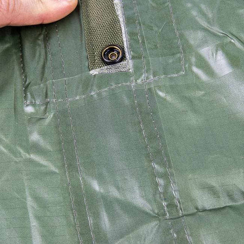 Highlander Outdoor Pro-Force Basha (shelter-tarp-afdak - legergroen)