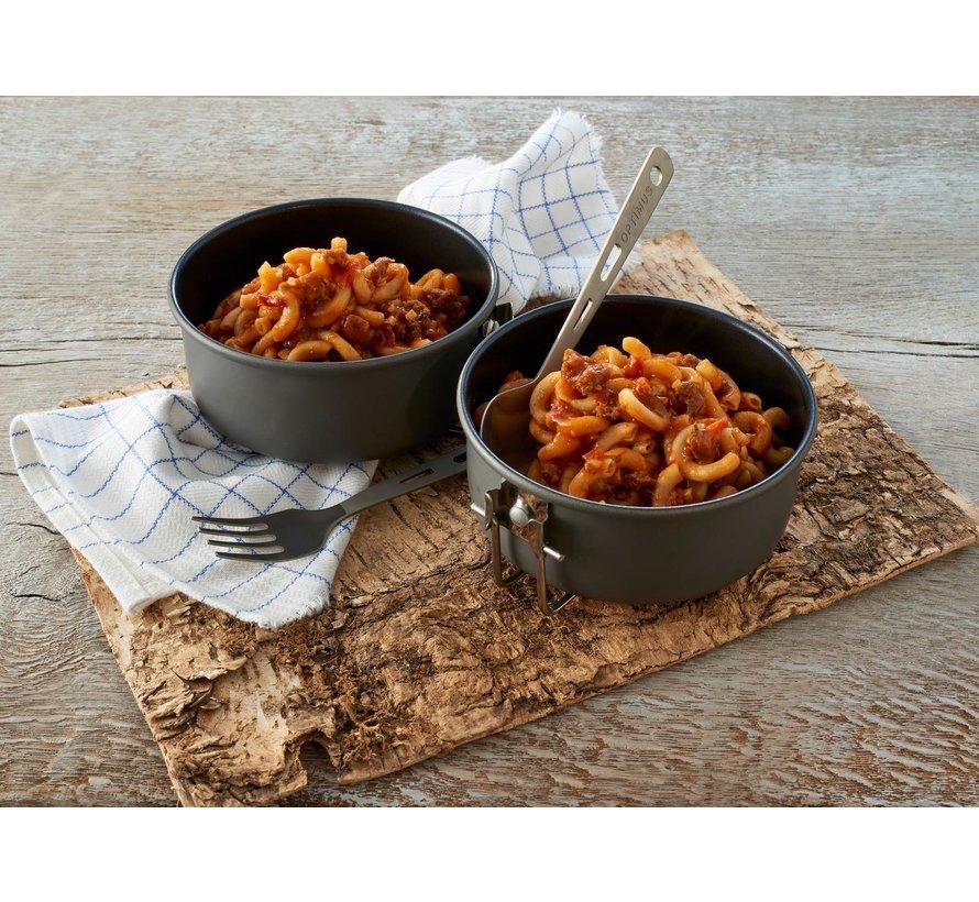 Trek'n Eat Spicy Beef Casserole met Noodles (rundvleesgerecht)
