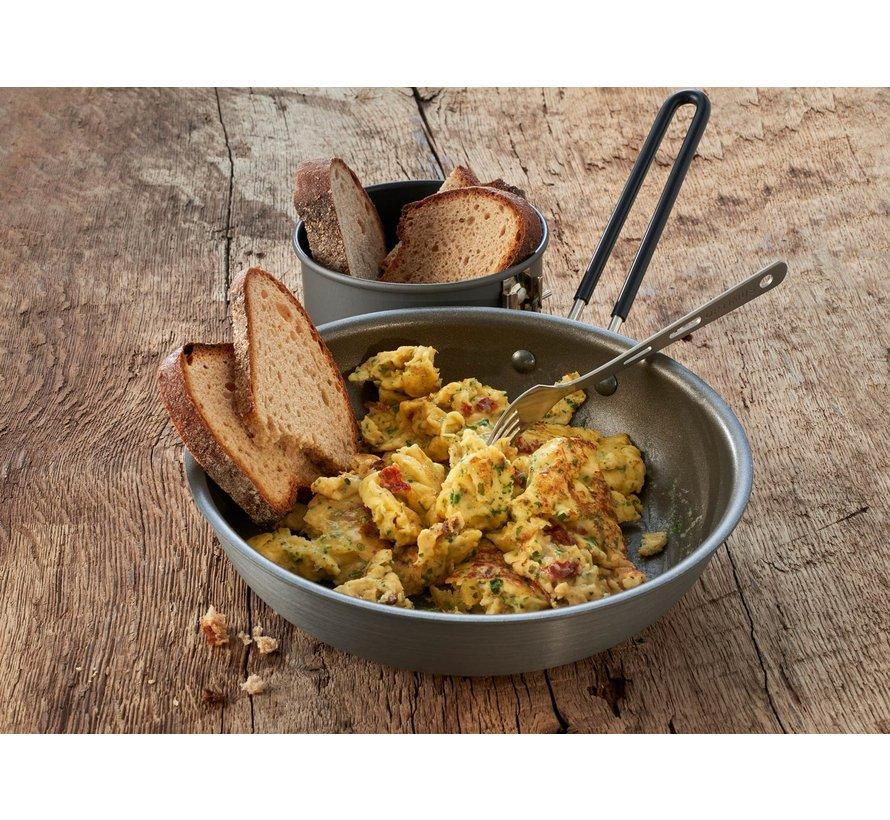Trek'n Eat Scrambled Eggs (ei-gerecht)