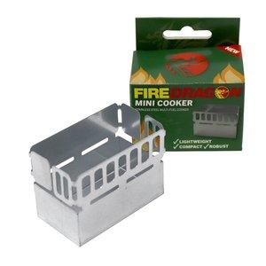 BCB Bushcraft Firedragon Mini Cooker (nood-brandertje)