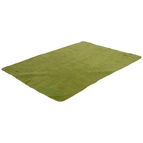 Highlander Outdoor Highlander Fleece-deken (Olive Green)