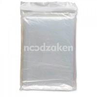 Noodponcho (transparant)