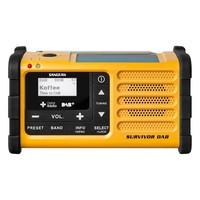 Sangean Survivor DAB+ noodradio MMR-88 (met ingebouwde zaklamp)