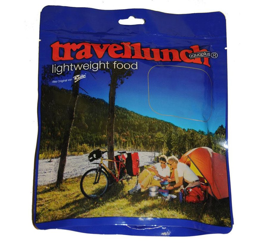 Travellunch Maaltijd-mix Glutenvrij (6 x 125 g maaltijden)