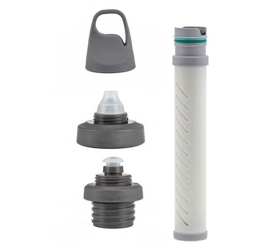 Lifestraw Waterfilter Universal (voor bestaande waterflessen)
