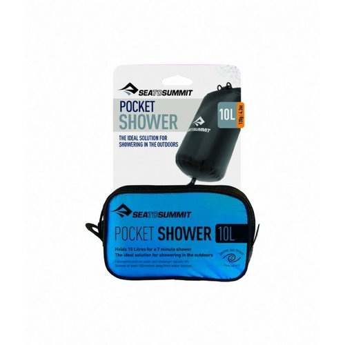 Sea to Summit Sea to Summit Pocket Shower 10L (draagbare douche)